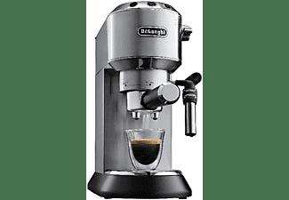 de longhi espresso siebtr germaschine dedica style ec 685 m silber siebtr ger kaffeemaschine. Black Bedroom Furniture Sets. Home Design Ideas