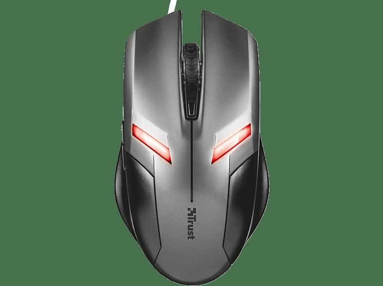 TRUST Ziva Gaming Mouse - (21512) laptop  tablet  computing  περιφερειακά πληκτρολόγια   ποντίκια