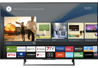 SONY KD-55XE8096 LED TV (Flat, 55 Zoll, UHD 4K, SMART TV, Android TV)