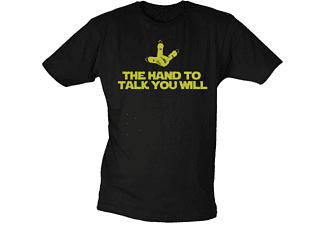 The Hand to talk you will T-Shirt M