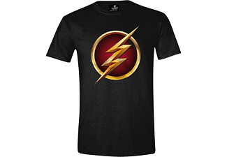 The Flash T-Shirt 3D Logo M