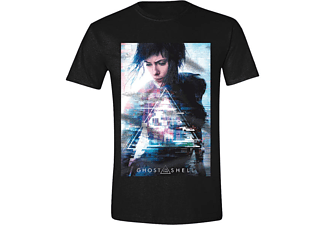 Ghost in the Shell T-Shirt Movie Poster S