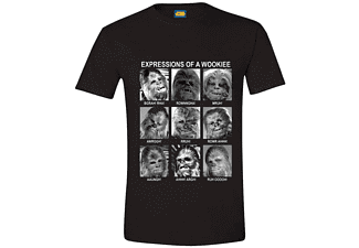 Star Wars T-Shirt Expression of a Wookiee S