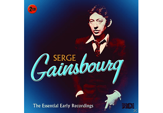 Serge Gainsbourg - Essential Early Recordings - (CD)