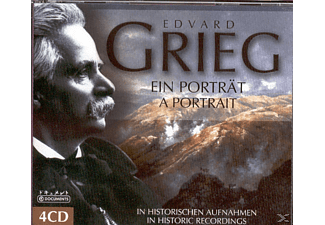 VARIOUS - A Portrait (Grieg,Edvard) - (CD)
