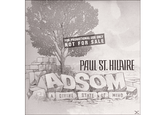Paul St.hilaire - A Divine State Of Mind - (CD)