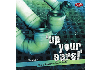 VARIOUS - UP YOURS EARS VOL.4 - (CD)