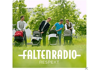 Faltenradio - Respekt - (CD)