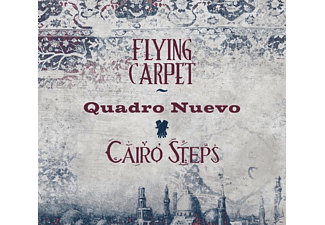 Quadro Nuevo & Cairo Steps - Flying Carpet (180g Doppelvinyl Gatefold) [Vinyl]
