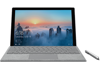 MICROSOFT Surface 4 Pro - Intel Core-I5 6300U / 8GB / 256GB Flash / Windows 10 Pro