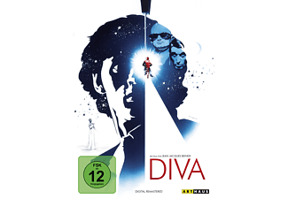 Diva (Digital Remastered) - (DVD)
