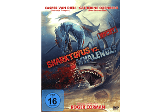 Sharktopus vs. Whalewolf - (DVD)