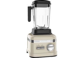 KITCHENAID 5KSB7068EACE Power Plus Blender, Standmixer, 1800 Watt, Creme