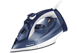 PHILIPS GC2994/20 Powerlife, Dampfbügeleisen, 2400 Watt, Blau