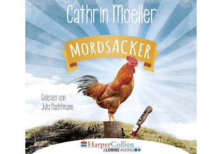 Mordsacker - 4 CD - Krimi/Thriller