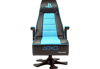 XROCKER Infinity Gaming Chair Playstation Design, Gaming Stuhl