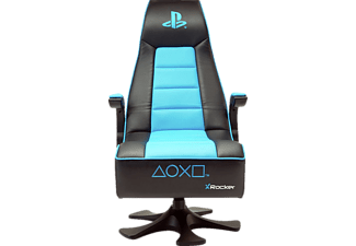 Xrocker infinity gaming chair playstation design gaming for Designer stuhl transparent