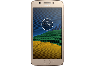 motorola moto g5 gold smartphone online kaufen bei mediamarkt. Black Bedroom Furniture Sets. Home Design Ideas