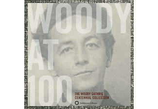 Woody Guthrie - Woody at 100: The Woody Guthrie Collection - (CD)
