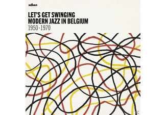 VARIOUS - Let's Get Swinging: Modern Jazz In Belgium 1950-70 - (LP + Download)
