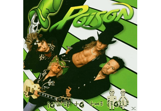 Poison - Power To The People - (CD)