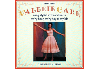Valerie Carr - Song Stylist/Ev'ry Hour - (CD)