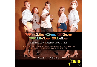 Marty Wilde - Walk On The Wilde Side - (CD)