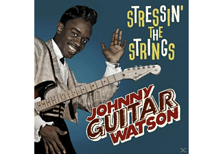 "Johnny ""guitar"" Watson - Stressin' The Strings - (Vinyl)"