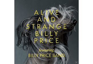 Billy Price And Band - Alive And Strange - (CD)