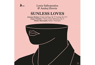 Lenia Safiropoulou - Sunless Loves - (CD)