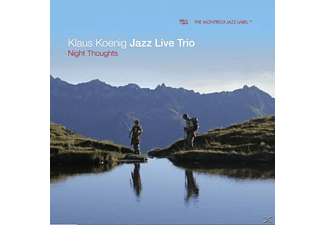 Klaus Koenig Jazz Live Trio - Night Thoughts - (CD)