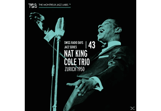 Nat King Trio Cole - Swiss Radio Days Vol.43-Zurich 1950 - (CD)