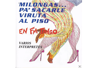 VARIOUS - Milongas..Pa`Sacarle Viruta - (CD)