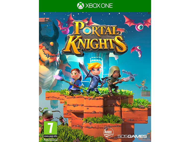 Portal Knights Xbox One gaming games xbox one games
