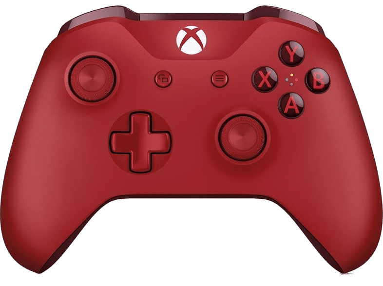 MICROSOFT Xbox One Controller Red gaming απογείωσε την gaming εμπειρία αξεσουάρ xbox one