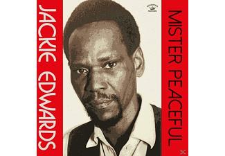 Jackie Edwards - Mister Peaceful - (Vinyl)