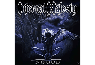 Infernal Majesty - No God (Ltd.Black Vinyl) - (Vinyl)