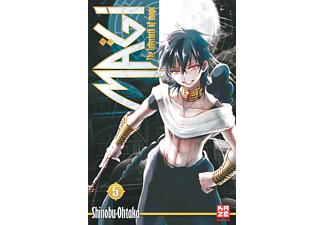 Magi – The Labyrinth of Magic – Band 5, Fantasy (Taschenbuch)