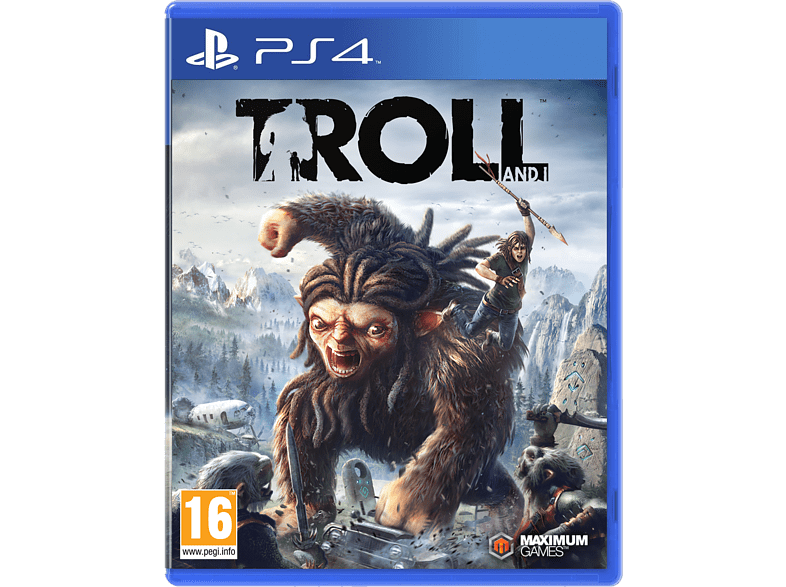 Troll You and I gaming games ps4 games