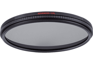 MANFROTTO MFADVCPL-72 Advanced, Zirkularpolfilter, 72 mm
