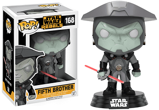 POP! Star Wars: Rebels - Fifth Brother Limited