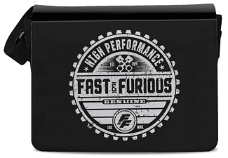 Fast & Furious 8 Messenger Bag The Fate of the Furious Brand