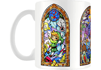 The Legend of Zelda Tasse Kirchenfenster