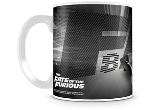 Fast & Furious 8 Tasse The Fate of the Furious