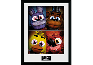 Five Nights at Freddy's Collector Print Charaktere
