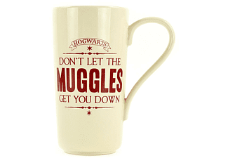 Harry Potter Latte Macchiato Becher MUGGLES
