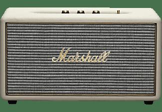 MARSHALL Stanmore, Bluetooth Lautsprecher, Ausgangsleistung 2x 20 + 1x 40 Watt, Creme