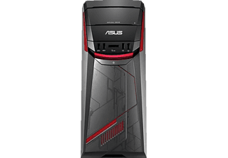 ASUS G11CD-K-DE016T, Gaming PC mit Core™ i7 Prozessor, 16 GB RAM, 1 TB HDD, 512 GB SSD, GeForce GTX 1070, 8 GB