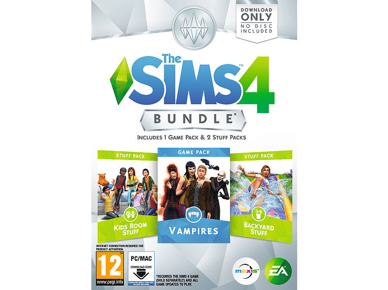 The Sims 4 Bundle Pack PC gaming games pc games