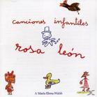 Rosa Léon - Canciones Infantiles (CD) jetztbilligerkaufen